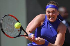 Petra Kvitova fittingly received a warm welcome back to the game at Roland Garros after recovering from the dreadful knife attack in her home late last year.