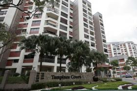 Tampines Court owners are seeking at least $960 million from the collective sale, The Straits Times understands.