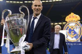 Zidane no longer a poor imitation of Pep