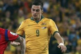 Juric out to prove he's worthy successor to Cahill