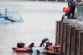 Body retrieved from Singapore River