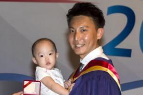 Third Warrant Officer Cheah Kok Khiang.