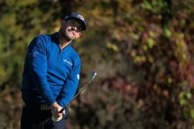 Irish golfer Padraig Harrington.