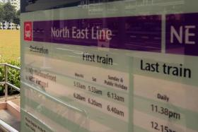NEL extension opening 7 years earlier than expected