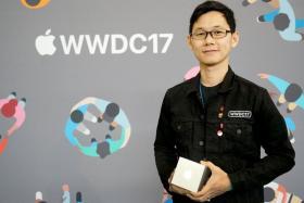 Singapore-based developer one of 10 Singapore-based developer one of 10 Apple Design Awards winners