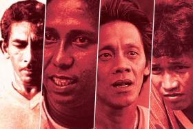 Know your Singapore legends