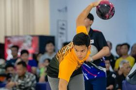 Rafiq posts unlikely Singapore Open win