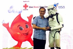 More demand for blood, fewer donors
