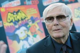 Batman actor Adam West has died at 88.