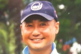 Totts Golf director and CEO Eugene Ooi.