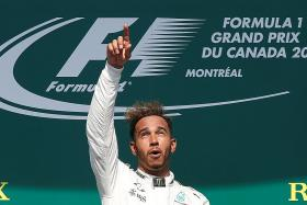 Hamilton: We can see the goalposts again