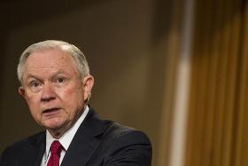 A-G Sessions to testify in a public hearing