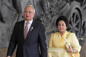 $41 million from 1MDB allegedly used to buy jewellery for Najib's wife
