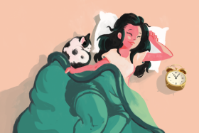 Sleeping in on weekends may prevent obesity