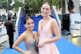 After their big break, Transformers' new stars are eager for more