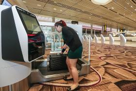 T4 to receive its first travellers