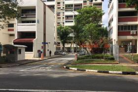 Serangoon Ville, which was privatised in 2014 and has 69 years of its lease left, is made up of 244 units across seven blocks.