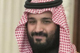 Saudi Arabia's new crown prince shares Trump's hawkish views of Iran