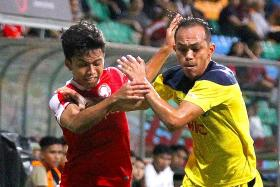 Tardy: Misplaced passes and missed chances unacceptable