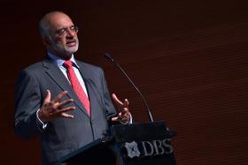 DBS Group CEO Piyush Gupta.
