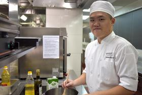 Full steam ahead to culinary world
