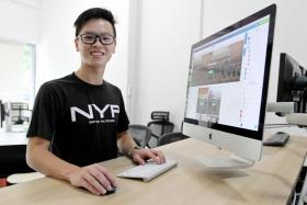 Reagan Goh created AppElit to help others create apps.
