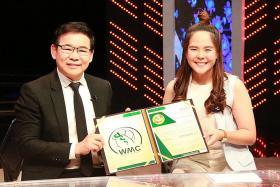 Thai teen in MRT accident lands 'happiness' job