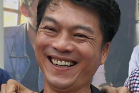 Chinese table tennis legend Jiang Jialiang.