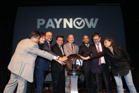 Transferring funds easier with PayNow