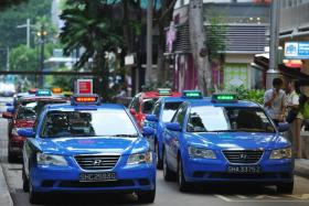 LTA could change rule on cabbies doing courier service