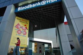 One case of active TB at Bloodbank@HSA