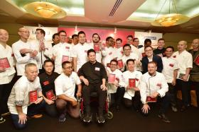 11 local eateries bag first Michelin star in 2017 guide