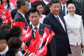 Xi reassures HK on autonomy