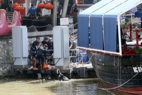 Missing man's body was trapped under boat