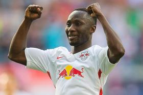 Reds ready to launch record bid for Keita