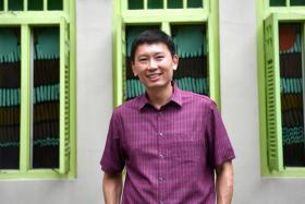 Senior Minister of State Chee Hong Tat
