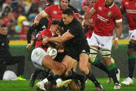 All Blacks star Williams gets four-week ban for horror challenge