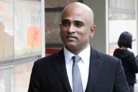 File photo of M. Ravi at the Supreme Court on Nov 14, 2013.
