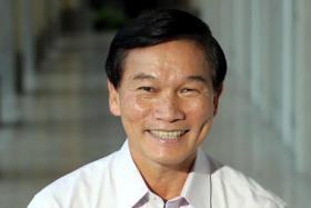 Mr Yam Ah Mee.