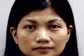Michelle Maloom Abucay was sentenced to eight months' jail for stealing more than $25,000 worth of property from her employers.