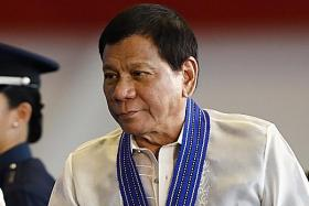 Duterte aborted plans to make a deal with militants