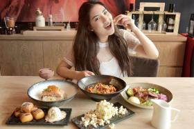 Celeb Chow with Natalie Ong