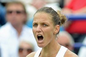 Davenport: Pliskova the favourite at Wimbledon