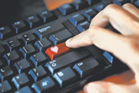 More Singaporeans finding love online