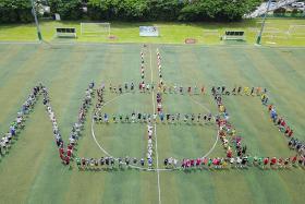 Safra Tampines pays tribute to NSmen