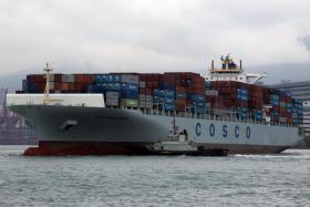 Cosco will be the world's No. 3 shipping line after its purchase of OOIL.