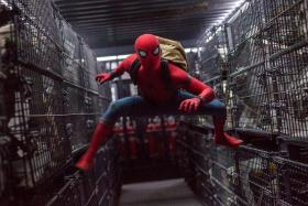 The latest Spider-Man movie is an early hit.