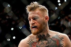 McGregor: Mayweather should pay his taxes and stay retired