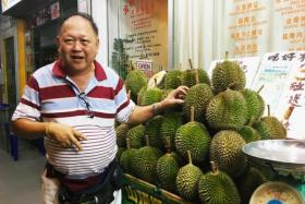 Durian Seng feared a no-show for his birthday giveaway