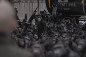 War For The Planet Of The Apes is part revenger, part prison break and part western.